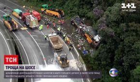 В Бразилии автобус сорвался в ущелье: погибли почти 20 пассажиров