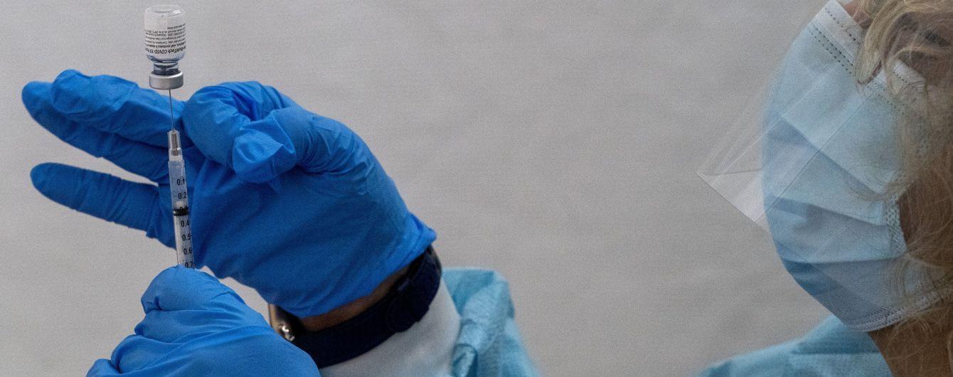 В феврале начнется вакцинация украинцев от COVID-19: Шмыгаль рассказал подробности