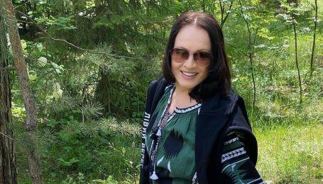 В Сети появились фото роскошного особняка Софии Ротару под Киевом