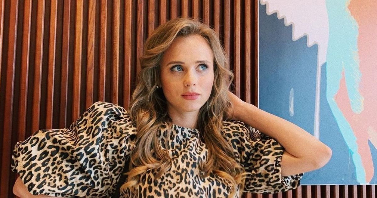 """Звезда """"Сватов"""" Анна Кошмал впервые показала, какой была на последних месяцах беременности"""