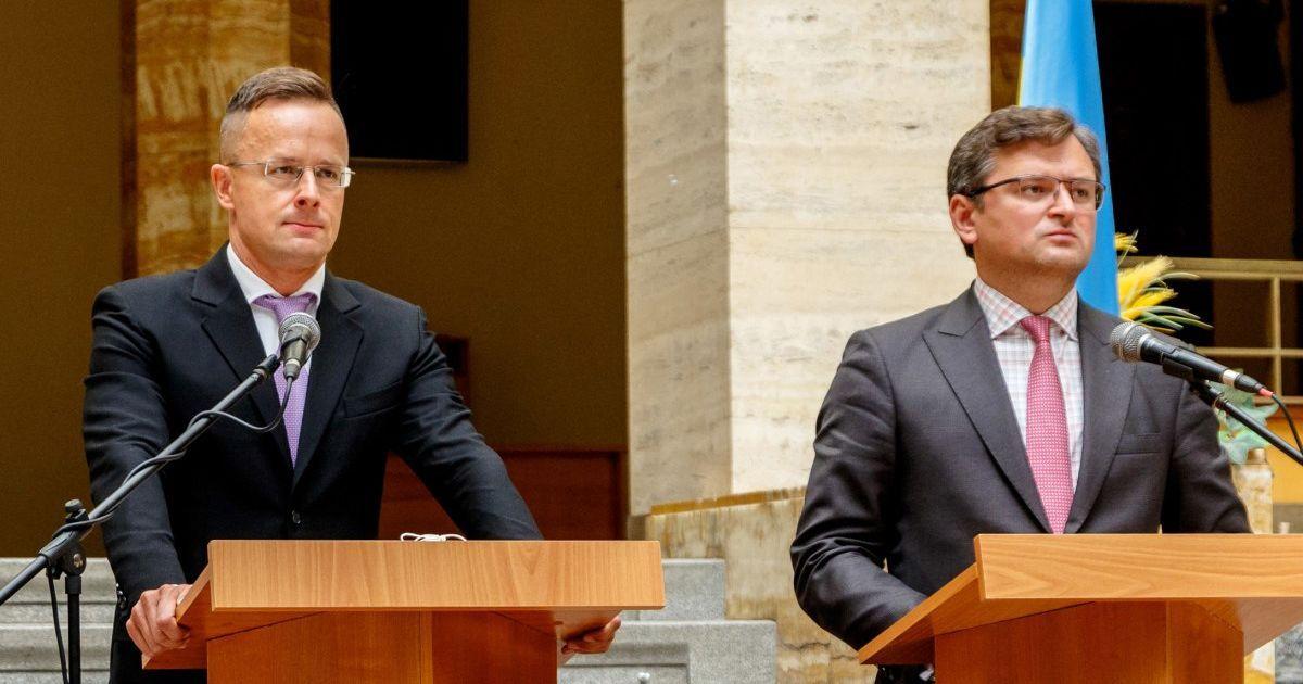 Реабілітація воїнів і відпочинок дітей зі Сходу: Сіярто назвав кроки, які Угорщина робитиме для підтримки України