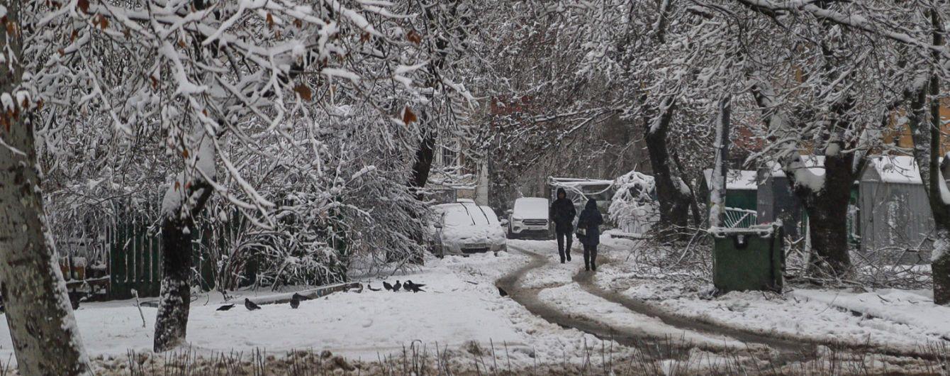 Много осадков и температура до -15°: прогноз погоды в Украине на неделю, 1-7 февраля