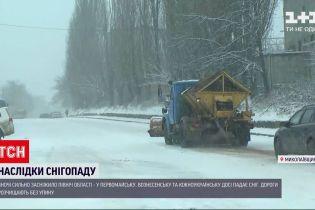 Готовы ли николаевские коммунальщики встретить вторую волну снегопадов