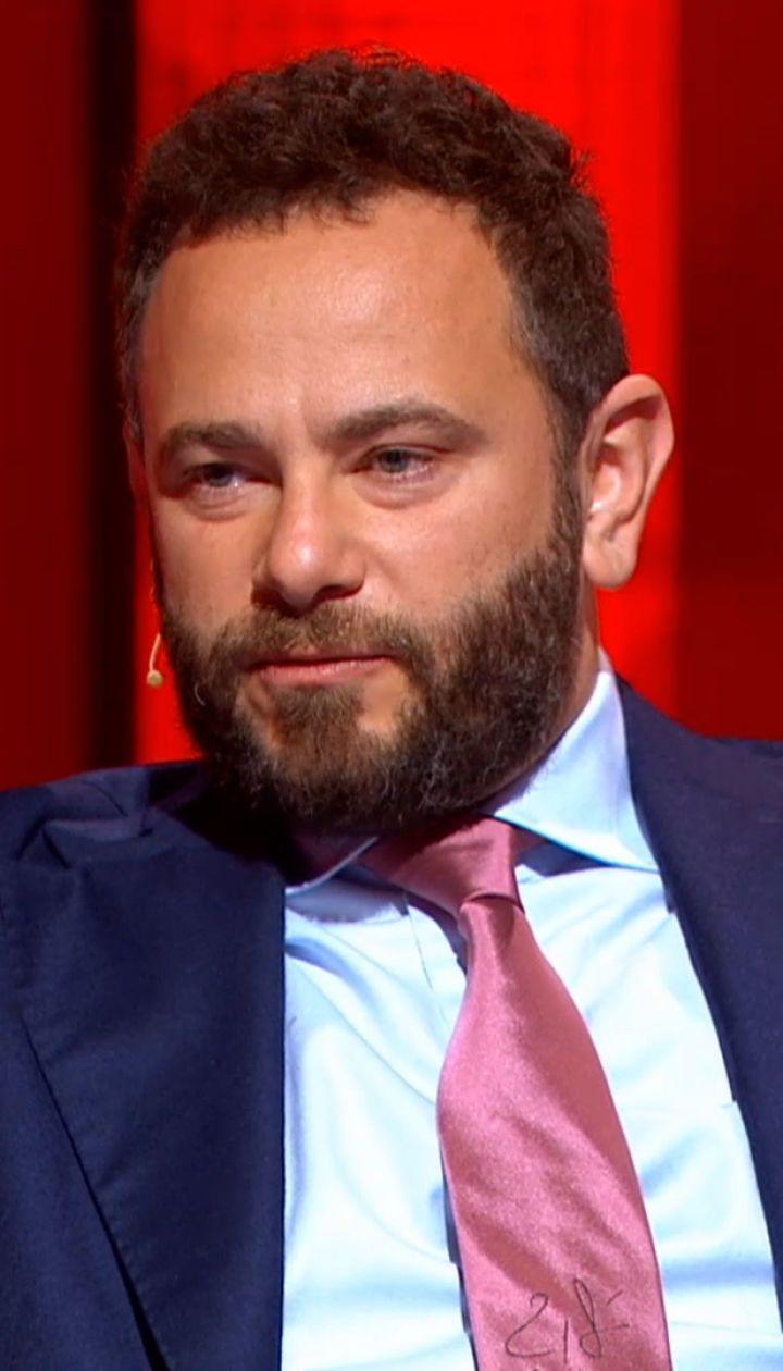 Александр Дубинский заявил, что не собирается признавать анонимного голосования за его исключение