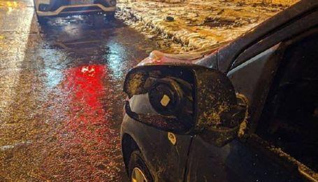 У Миколаєві водій напідпитку збив патрульну поліцейську та намагався втекти з місця ДТП