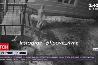 В Ровно женщина ограбила 8-летнего мальчика