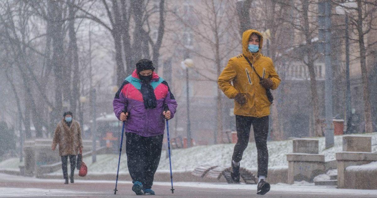 Прогноз погоды на 4 февраля: в Украине будет дождь и сильные порывы ветра
