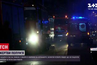 В Румынии вспыхнула больница с больными коронавирусом – есть погибшие