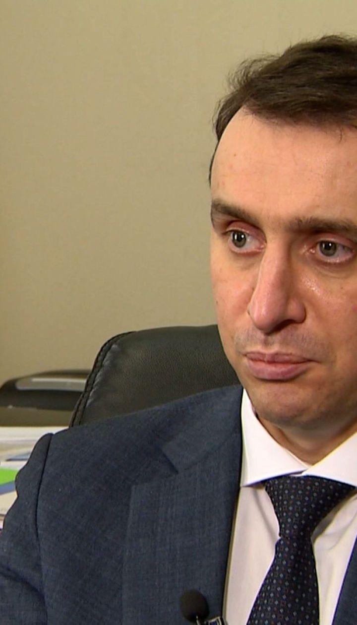 Ляшко заявив, що імунітет після вакцинації від коронавірусу буде зберігатися не менше 12 місяців