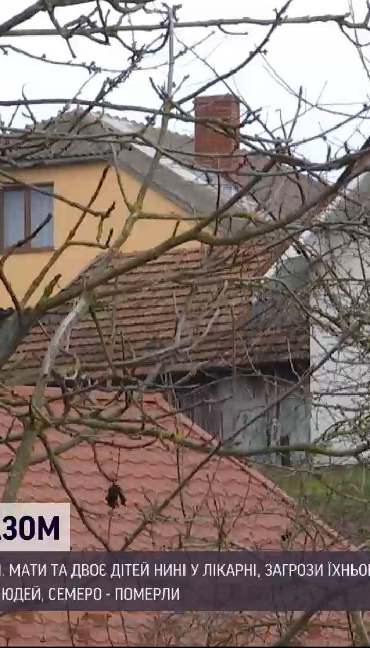 Во Львове женщину и двоих детей госпитализировали из-за отравления угарным газом
