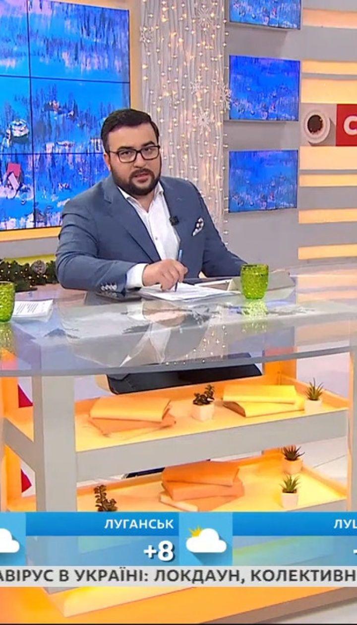 Активистка и телеведущая Ульяна Пчелкина прокомментировала скандальные таблички в Борисполе