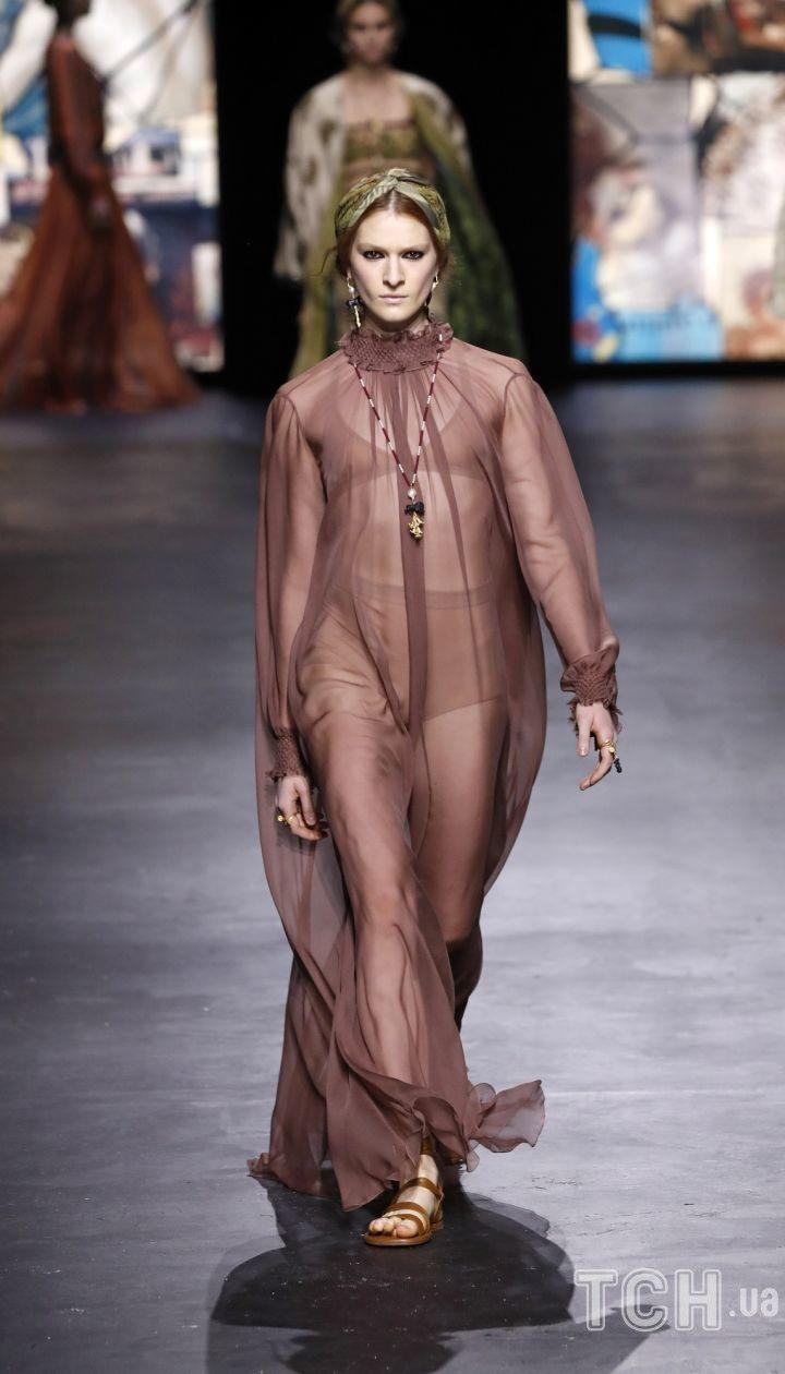 Коллекция  Christian Dior прет-а-порте сезона весна-лето 2021 @ East News