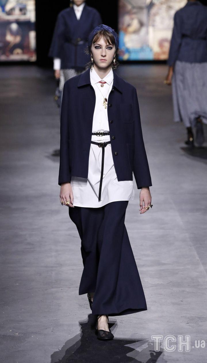 Колекція Christian Dior прет-а-порте сезону весна-літо 2021 @ East News
