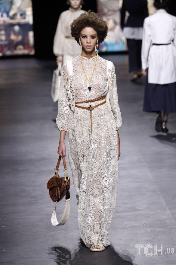 Коллекция  Christian Dior прет-а-порте сезона весна-лето 2021_63
