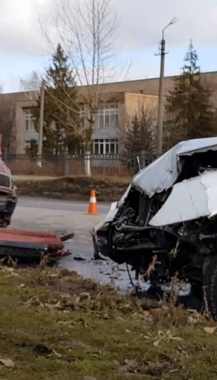 "ДТП с дорог Украины – ""ДжеДАИ"" за 1 февраля 2021 года"