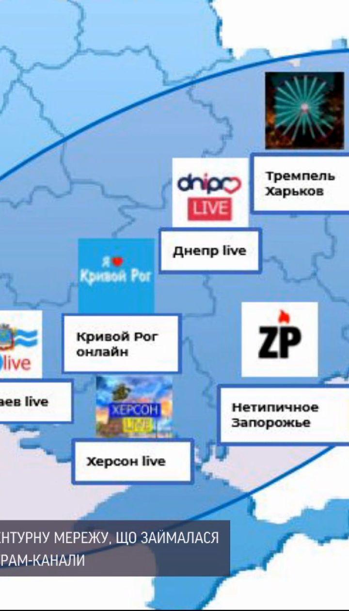 Кремлівські агенти в Telegram: СБУ викрила масштабну агентурну мережу