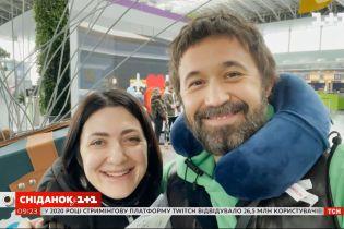 Сергей Бабкин улетел на лечение в Вену: эксклюзивное видеообращение певца