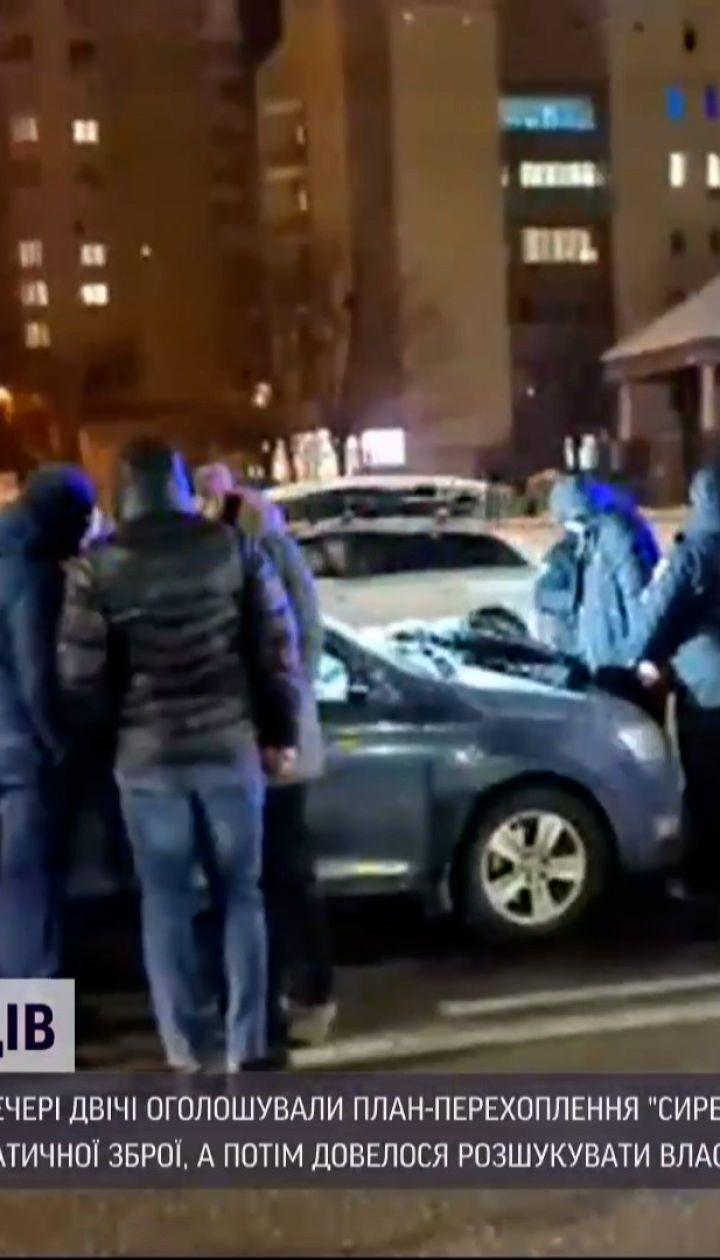У Києві група людей влаштувала стрілянину з автоматичної зброї, але потерпілий все заперечує