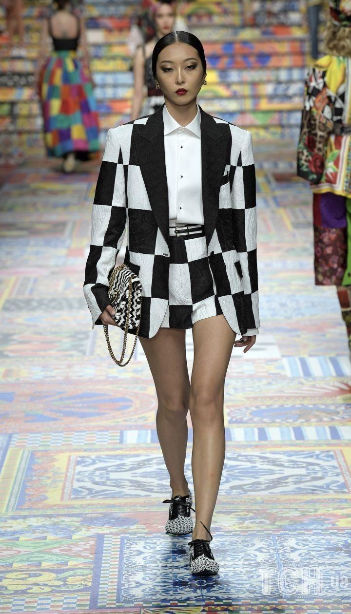 Колекція Dolce & Gabbana прет-а-порте сезону весна-літо 2021 @ East News