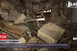 У житловому будинку в Одесі стався обвал – чотирьох мешканців евакуювали