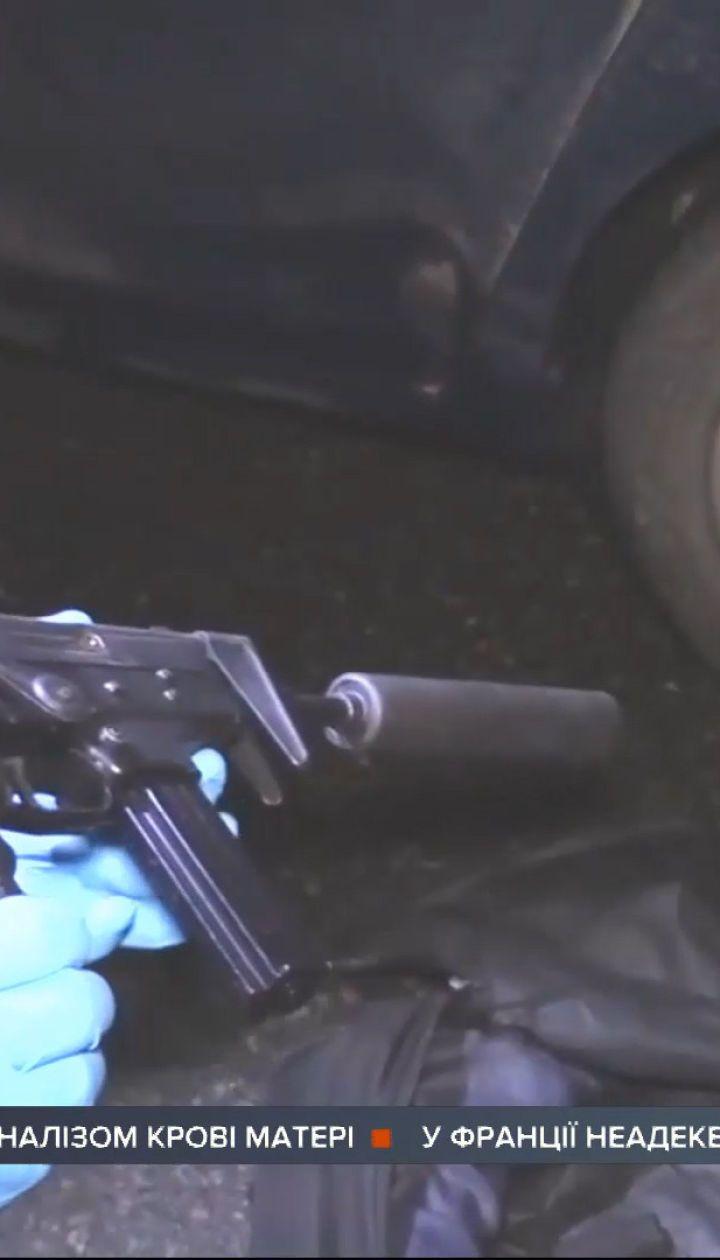 Перестрелка в Киеве ночью: группа людей устроила стрельбу с полицейскими