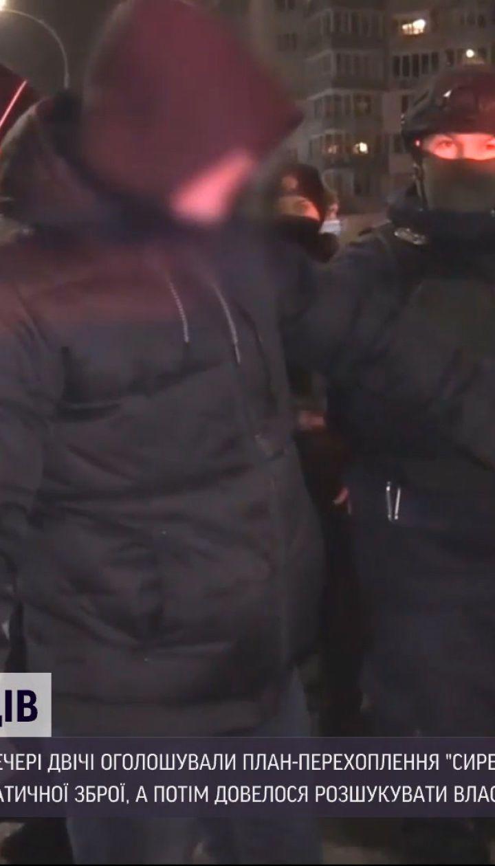 Столичная полиция обнародовала новые подробности громкой стрельбы, которая произошла накануне