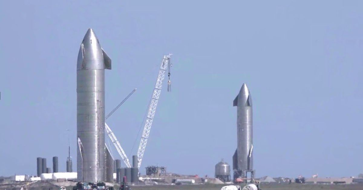 SpaceX снова запустила корабль Starship: он взорвался
