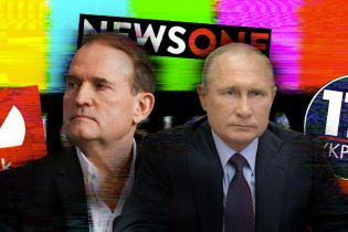 """""""Похід на Медведчука"""": чому РНБО заблокувала канали кума Путіна та як реагує суспільство"""