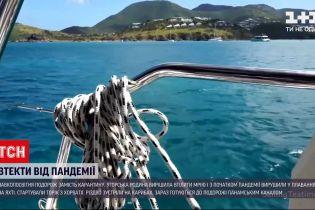 Угорська родина вирушила у плавання на яхті, аби втекти від коронавірусної пандемії