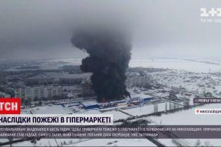 Спасателям понадобилось 6 часов, чтобы потушить пожар в Первомайске