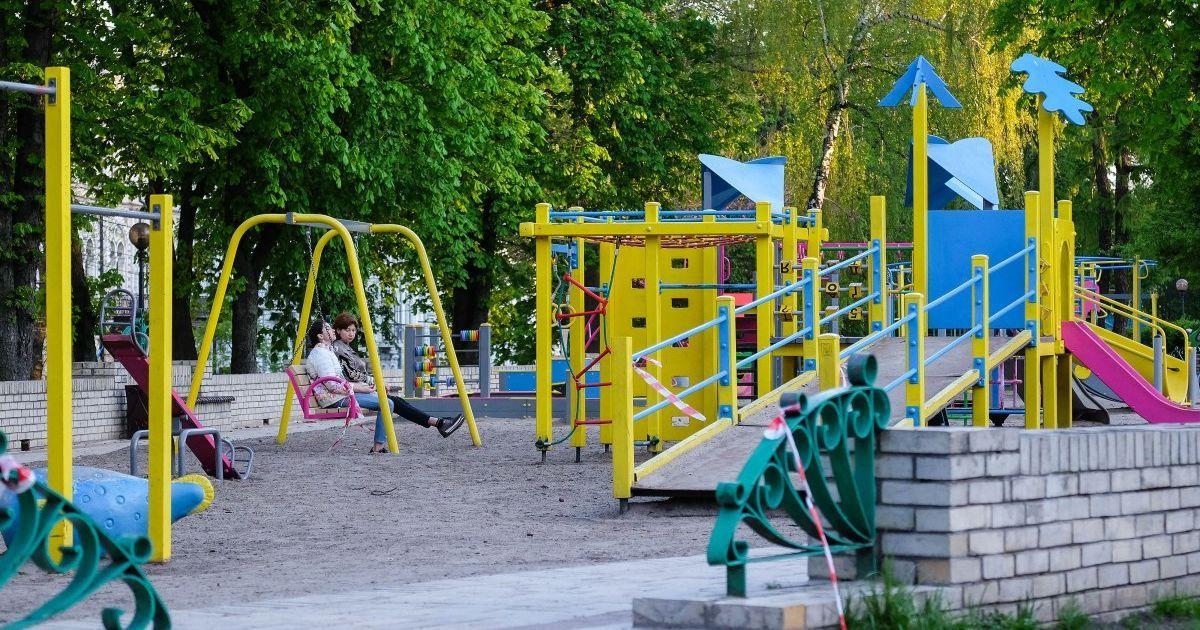 В Киеве создадут городской Центр, куда переселят детей из детдомов