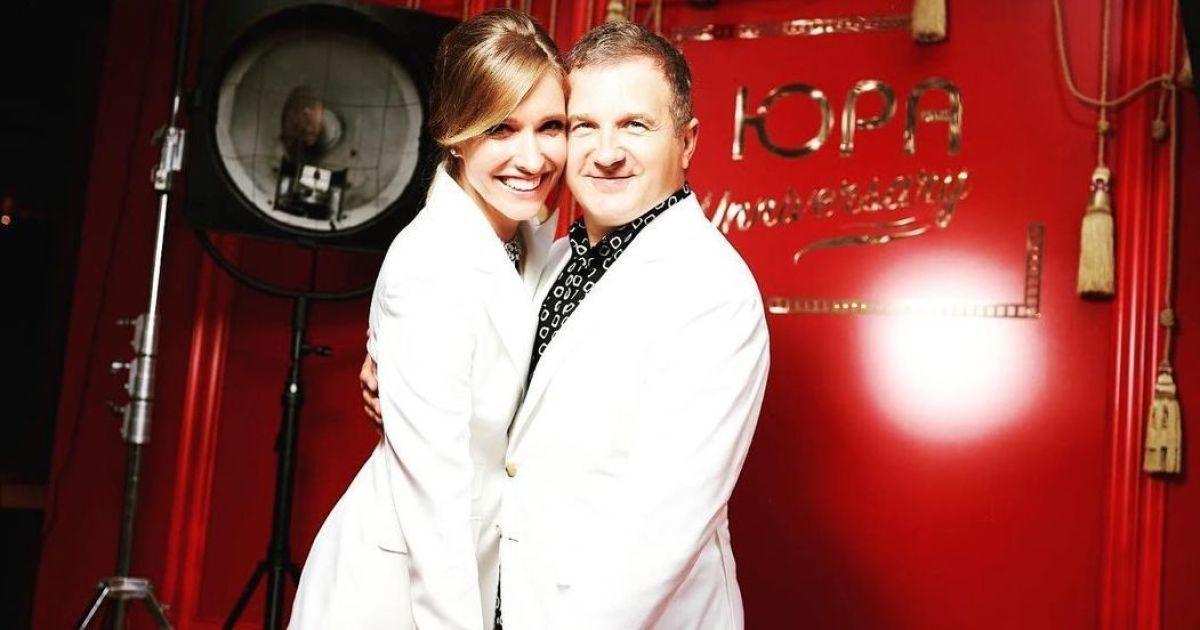 Відсвяткували лляне весілля: Осадча та Горбунов поділилися зворушливими світлинами