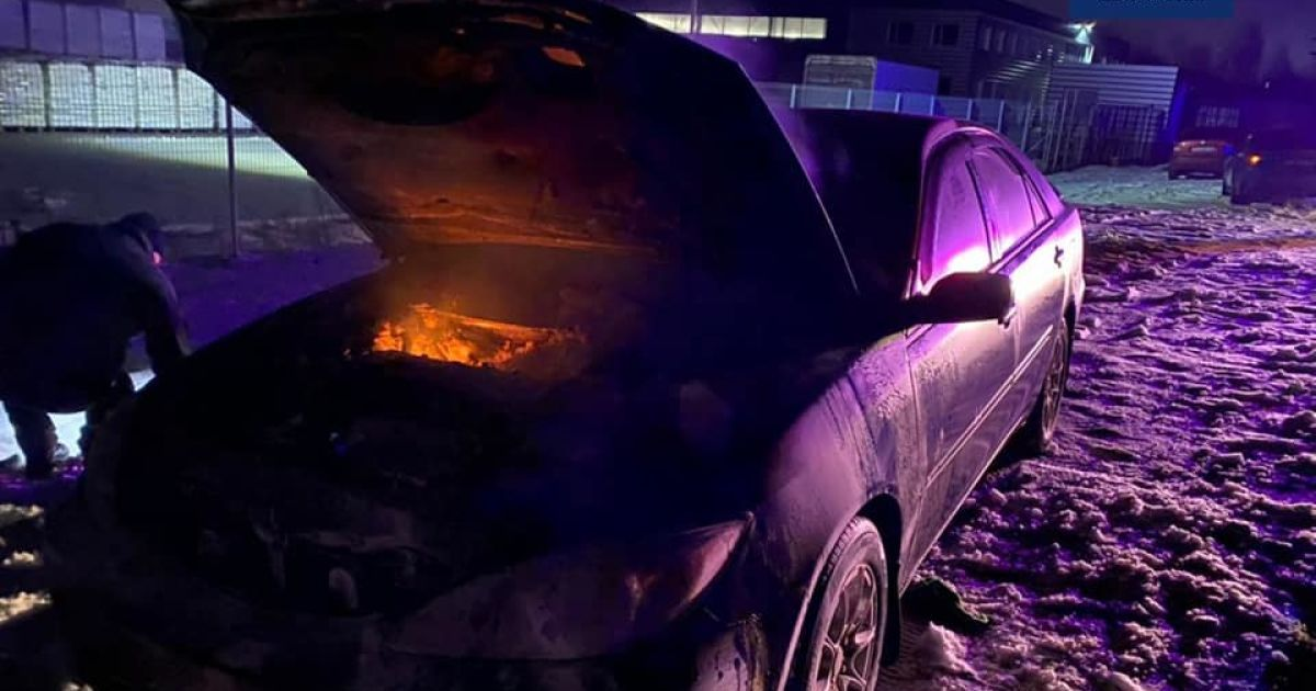 @ Патрульная полиция Киевской области / Facebook