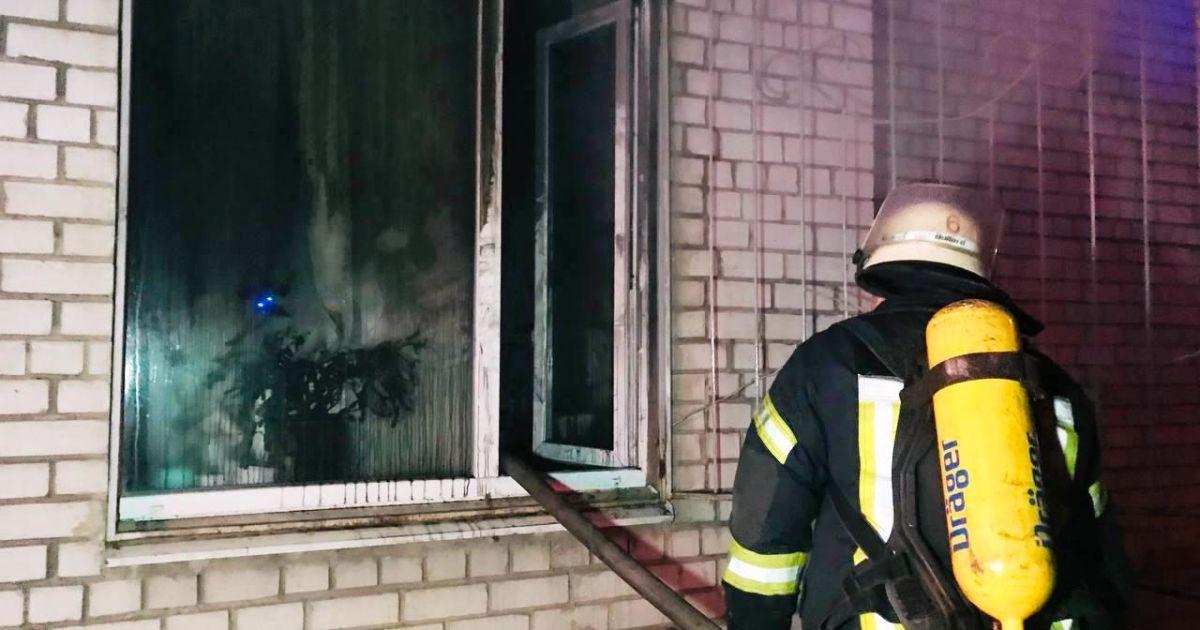 Поліція оголосила підозру працівнику запорізької лікарні, де сталася пожежа