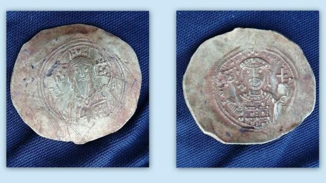 золоті монети