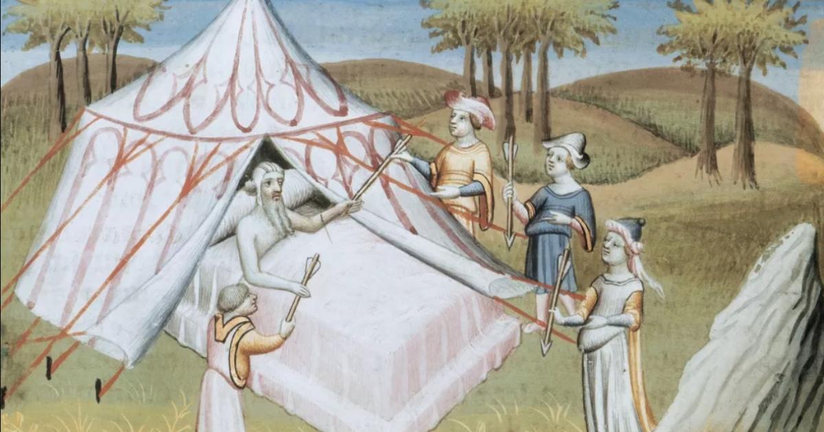 Ученые выяснили истинную причину смерти Чингисхана