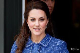 Сидит, как новый: герцогиня Кембриджская надела на работу костюм трехлетней давности