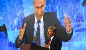 Пєскову привиділася зовнішня загроза: радить Білорусі і РФ бути напоготові