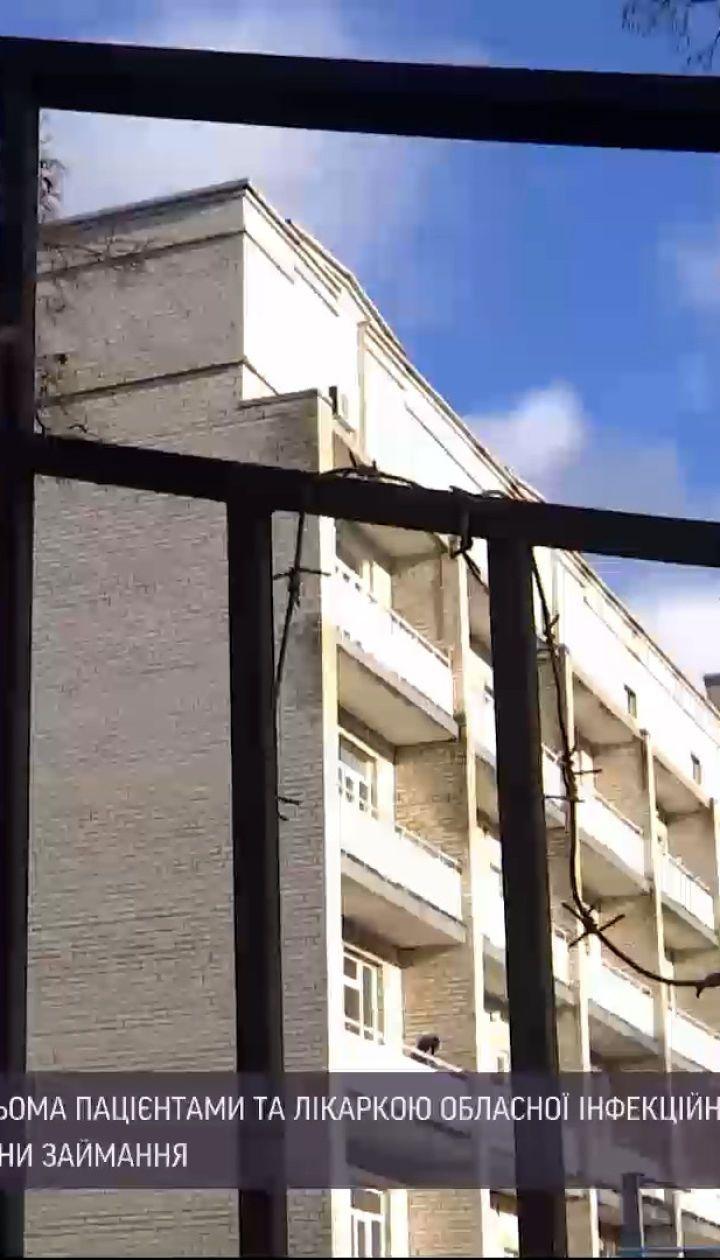 Новини України: у Запоріжжі висунули підозру одному з керівників інфекційки, де сталась смертельна пожежа
