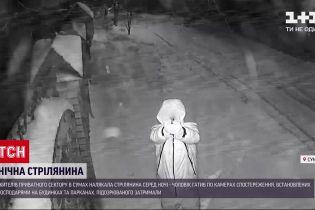 Новости Украины: в Сумах мужчина посреди ночи стрелял в камеры наблюдения