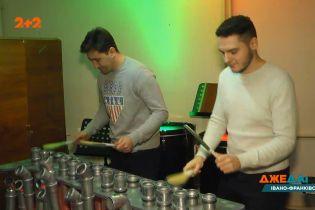 Українські музиканти створили новий музичний інструмент