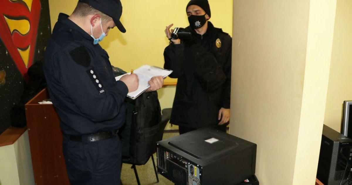 @ Поліція Чернігівської області