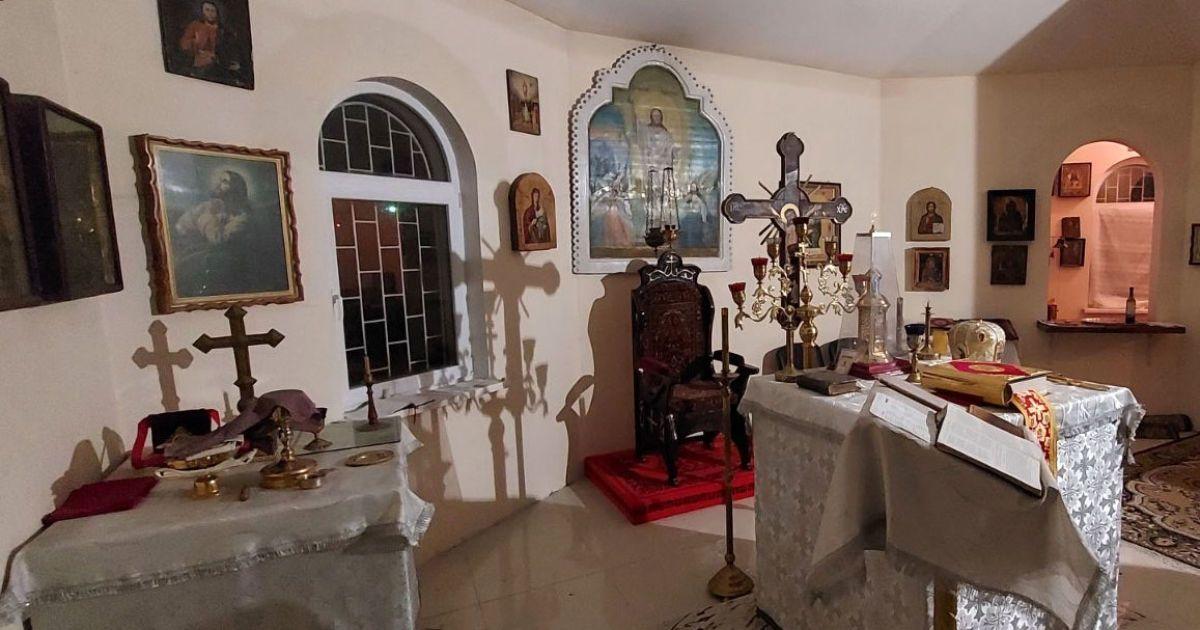 У Полтавській області чоловік вкрав з церкви гроші, харчі та цінності