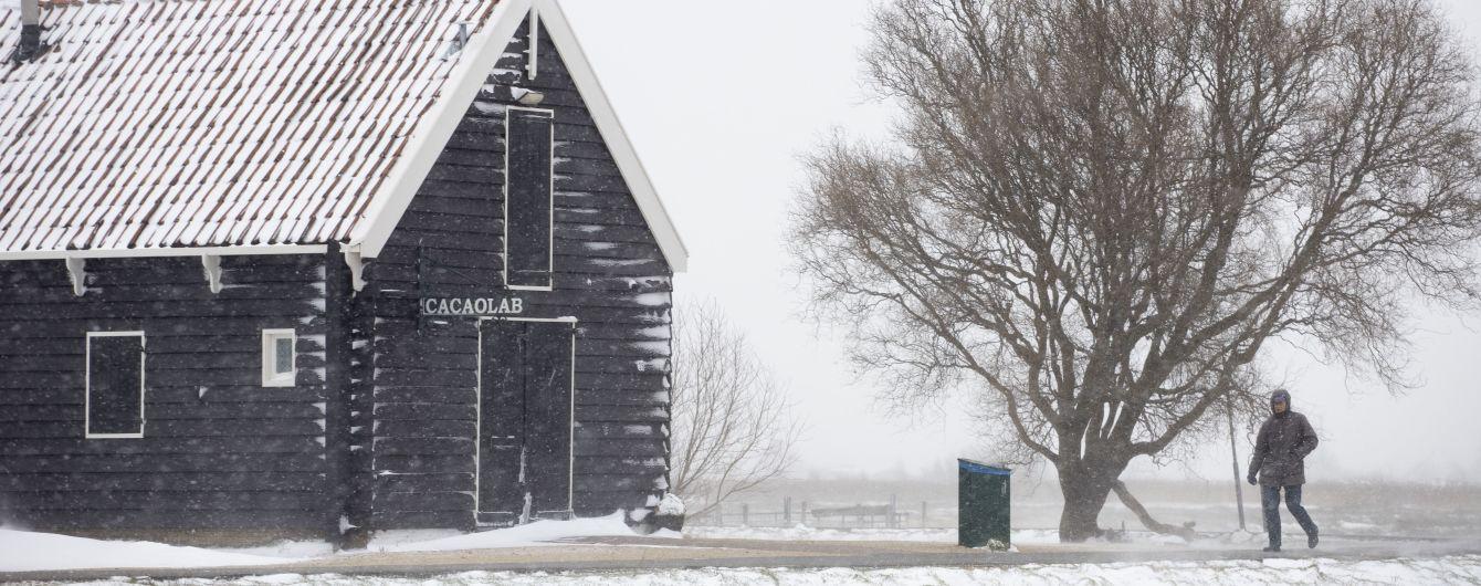 Прогноз погоды на 8 февраля: Украина будет засыпать снегом и морозить