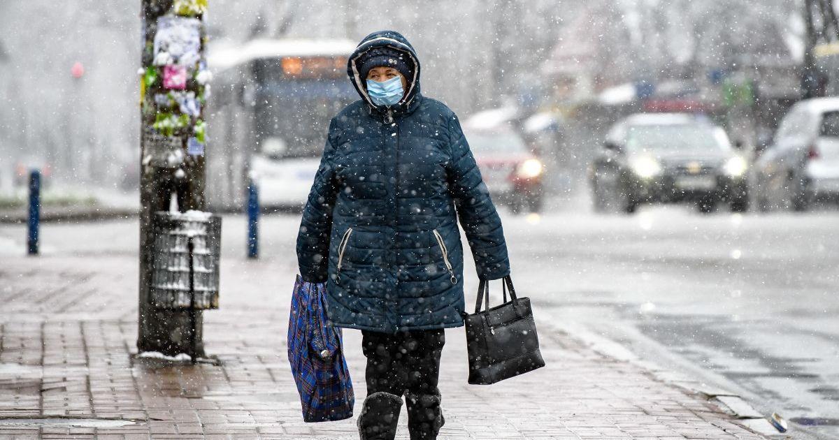 Прогноз погоди в Україні на 13 лютого: вночі без істотних опадів