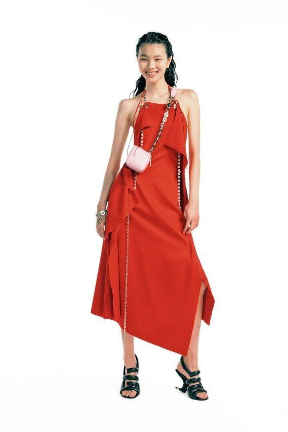 Коллекция Givenchy прет-а-порте сезона весна-лето 2021_36
