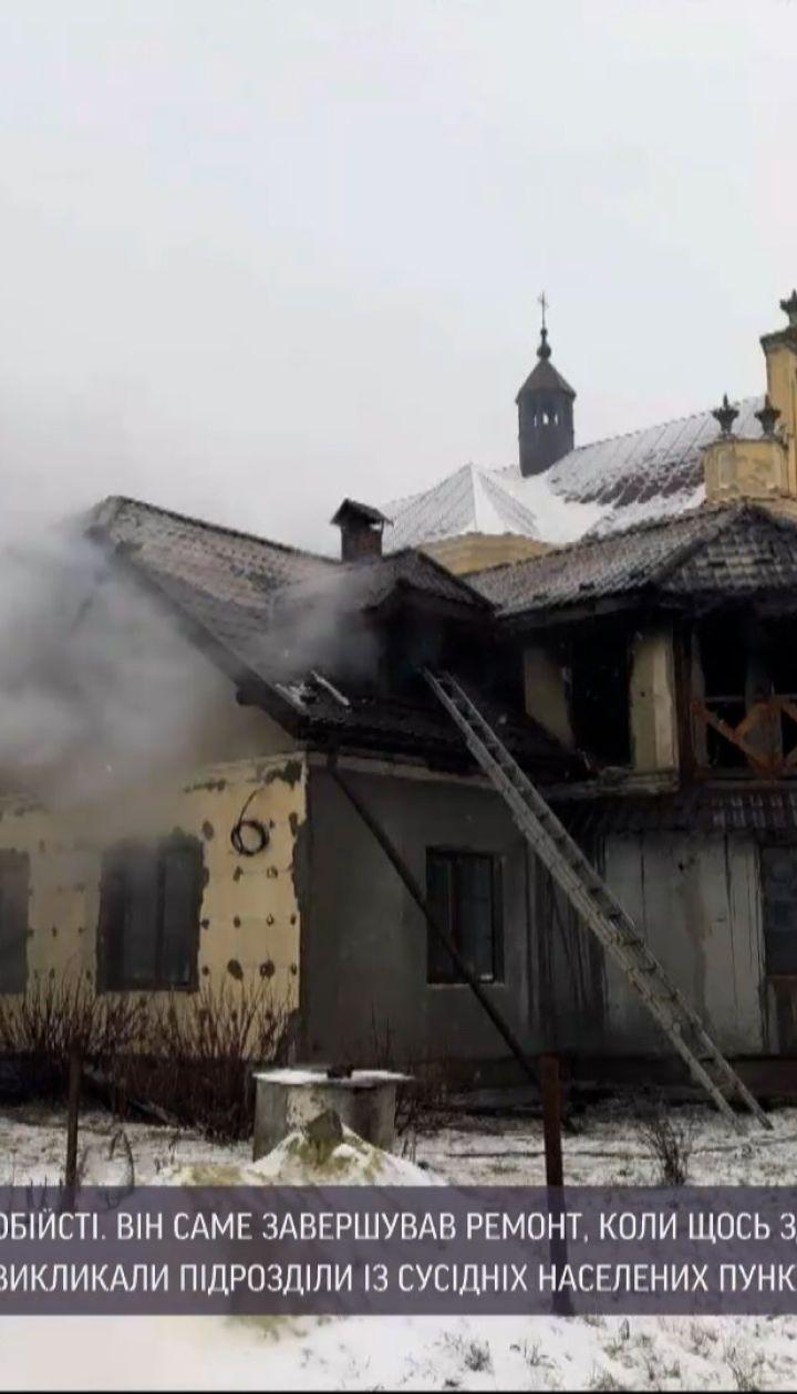 Новости Украины: во Львовской области мужчина погиб во время ремонта в собственном доме