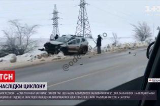 Погода в Україні: до яких наслідків призвела негода в різних регіонах країни