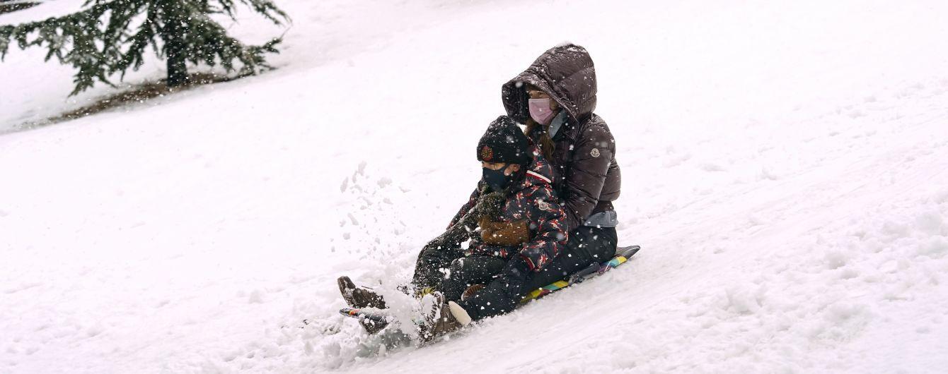 Прогноз погоди на 19 лютого: в Україні тримається мороз, на дорогах - ожеледиця