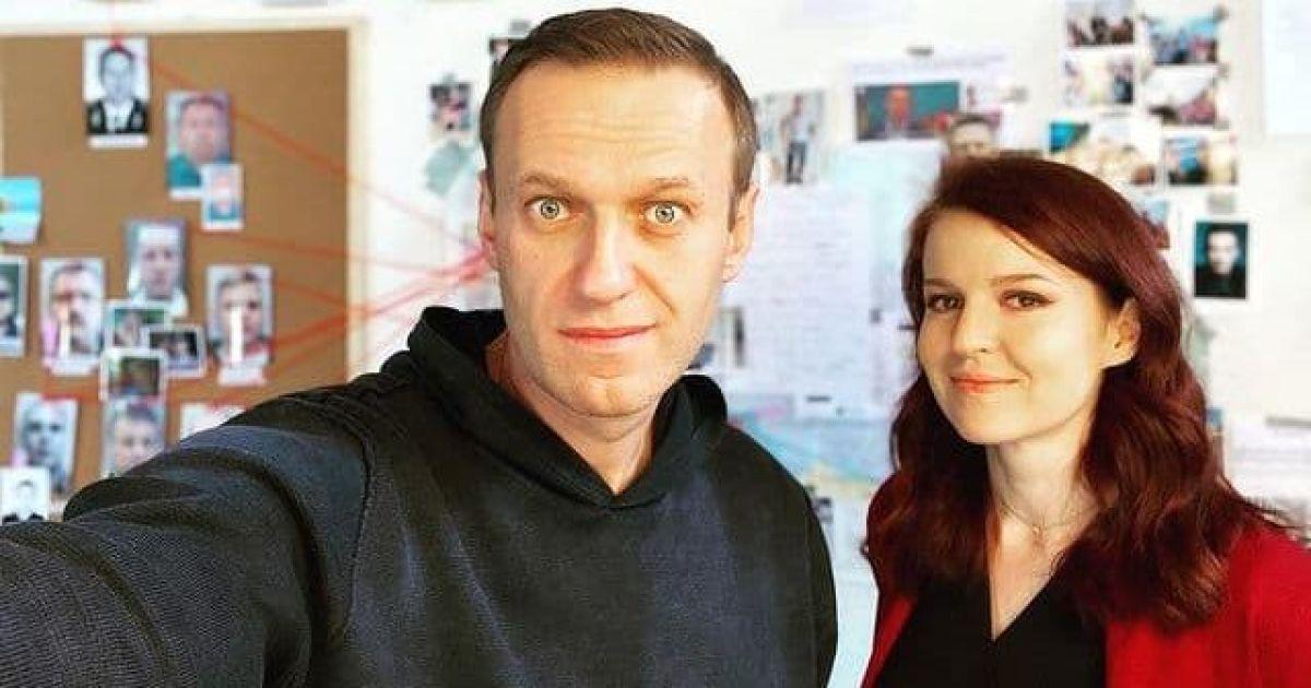 Суд оставил под стражей пресс-секретаря Навального Киру Ярмыш